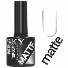 Matte Top Coat SKY 10 мл