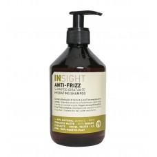 ANTI-FRIZZ Разглаживающий шампунь для непослушных волос 400 мл