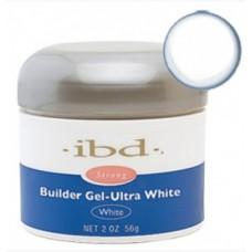 ibd Builder Gel Ultra White, 56 г. - ультра белый конструирующий гель