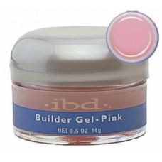ibd Builder Gel Pink, 14 г. - розовый конструирующий гель